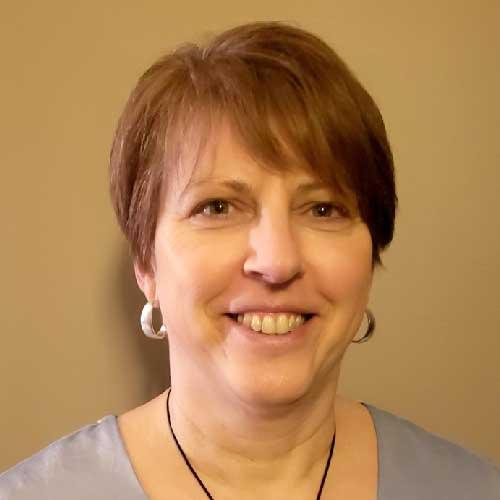 Treasurer - Brenda Lewis